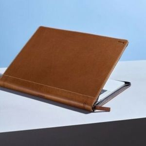 Pottery Barn Luxury Leather MAC Case Cover